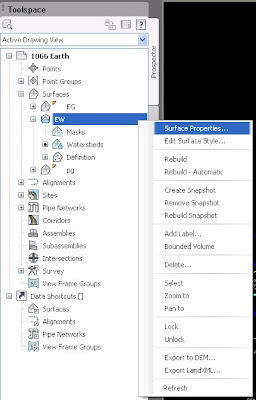 how to create a cut in autocad