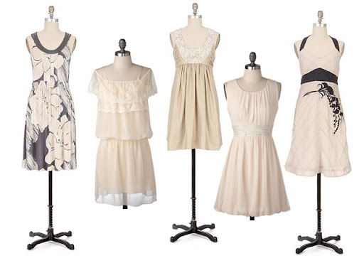 romantic vintage bridesmaids dresses