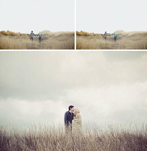 engagement photos in orange country california