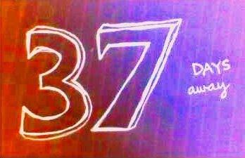 37 Days Away
