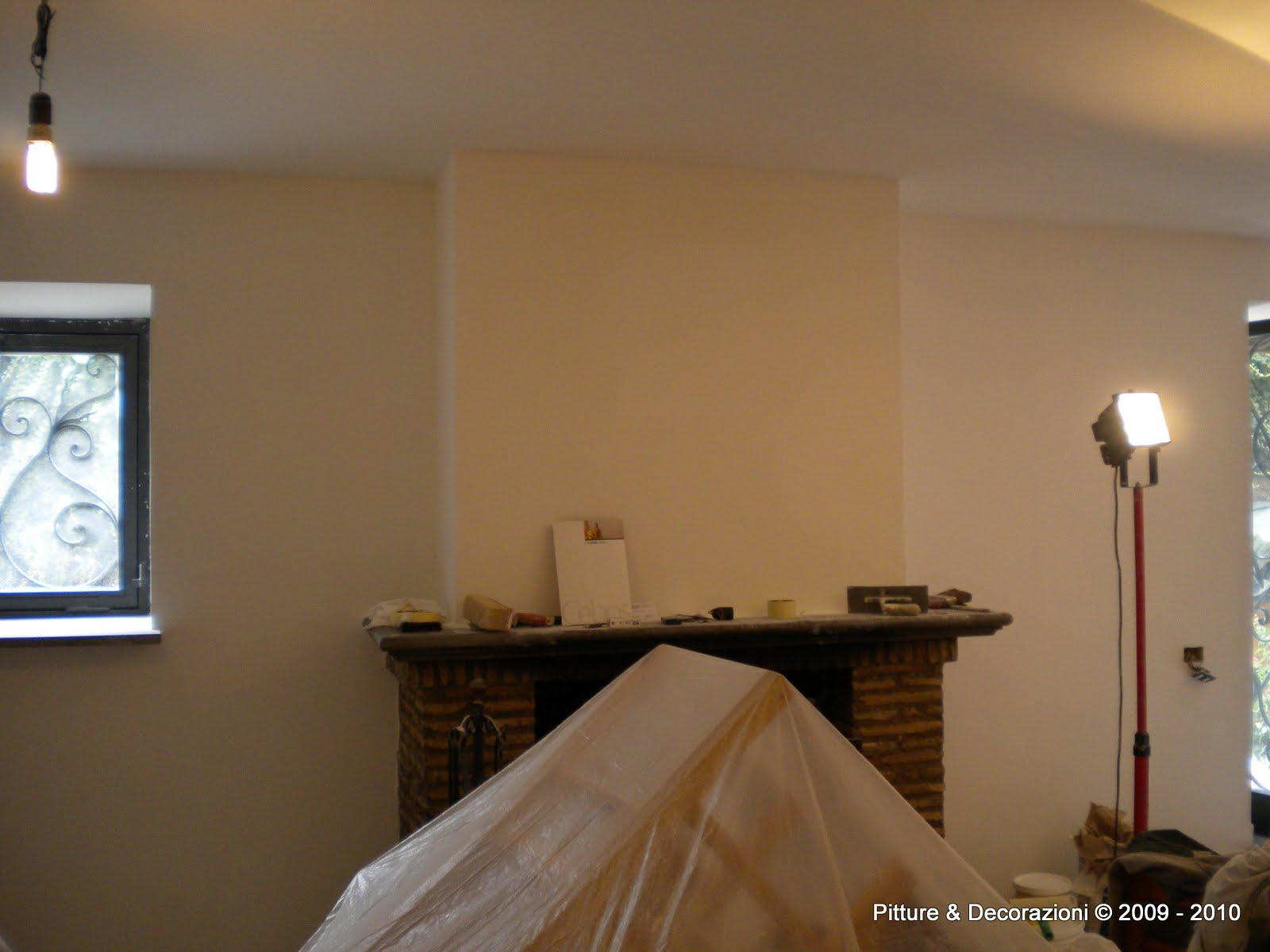 Pittura Pareti Effetto Seta : Pittura pareti interne. interesting tipi di with pittura pareti
