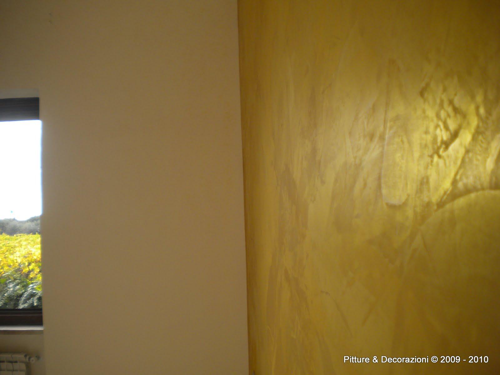 Pitture decorazioni oikos aureum for Oikos colori interni