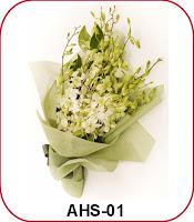 bunga buket tangan