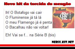 Torcida Do Flamengo Zoa Os Rivais