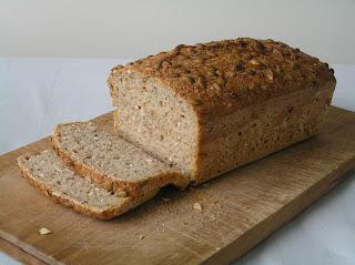 Sour-dough wholegrain loaf
