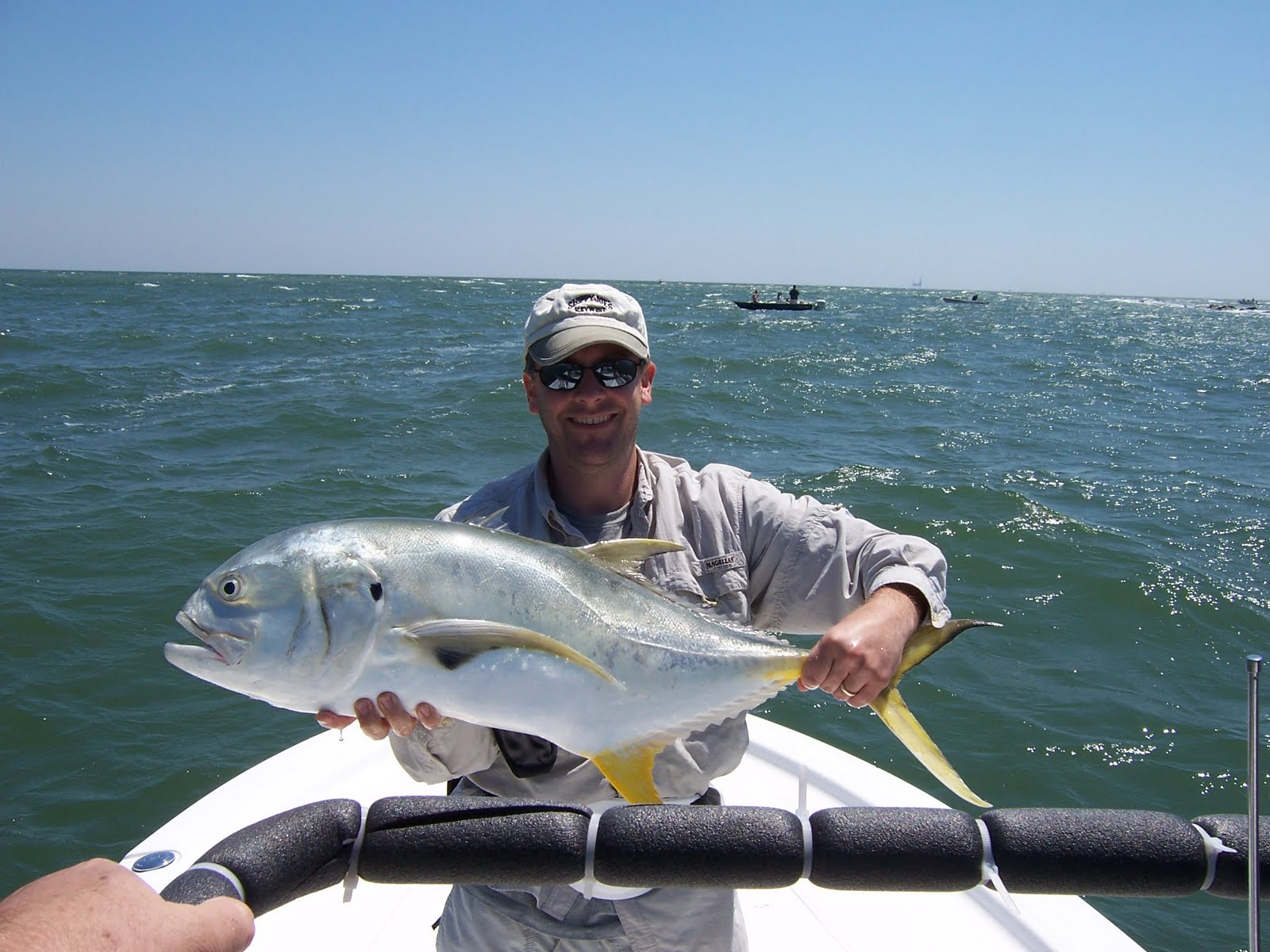 Galveston fishing for Galveston jetty fishing report