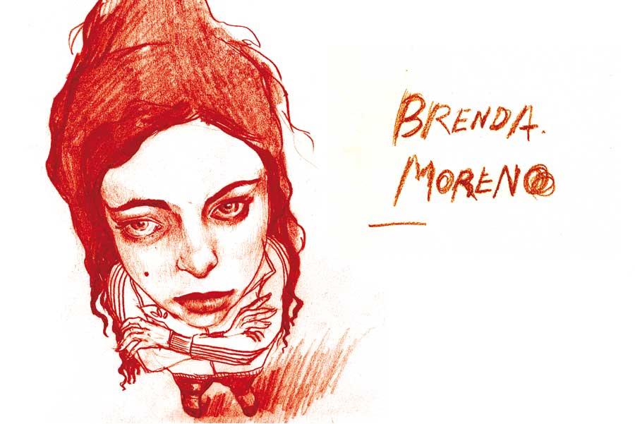 Brenda Il.lustració