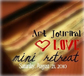 Art Journal LOVE Mini Retreat