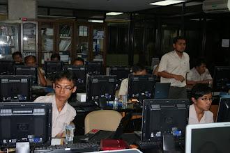 Training Jaringan Spasial Tahun 2009