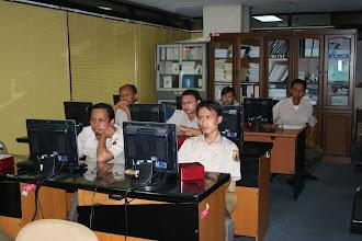 Training Pengelolaan Jaringan Data Spasial Tahun 2009
