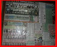 BARAÚNAS - CAMPEÃO RN - 2006