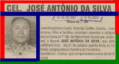 CEL JOSÉ  FRANCISCO