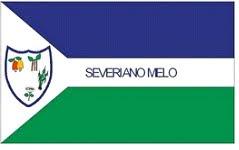 BANDEIRA DE SEVERIANO MELO