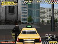 üç boyutlu Taksi sürme (kullanma) taxicilik oyunu oyna