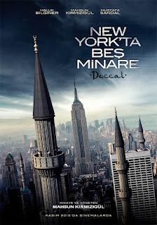 new yorkta 5 minare filmi afişi