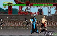 Mortal Kombat oyna