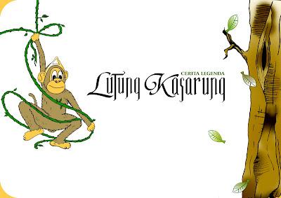 Cerita rakyat from West Java Lutung Kasarung