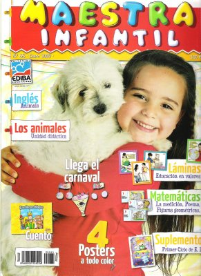 la revista infantil: