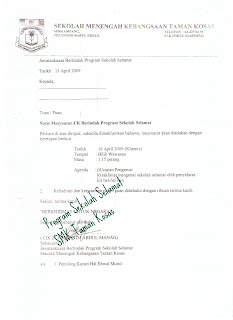 Contoh Program Tahunan Dan Program Semester Smk | Download Ebook