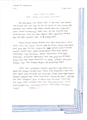 contoh moral folio essay