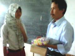 pelepasan guru kelas VI