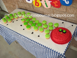 Simple Hungry Caterpillar Party by Nap Time Journal