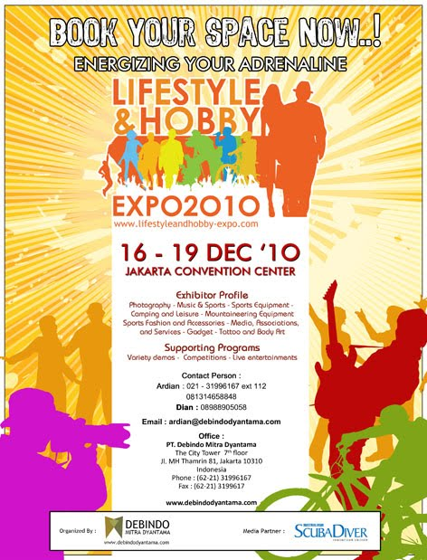 Lifestyle hobby expo 2010