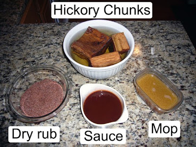 Ingredients for Ribs