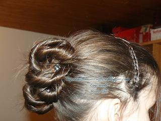1001 coiffures didacticiel coiffure chignon pour cheveux mi long. Black Bedroom Furniture Sets. Home Design Ideas