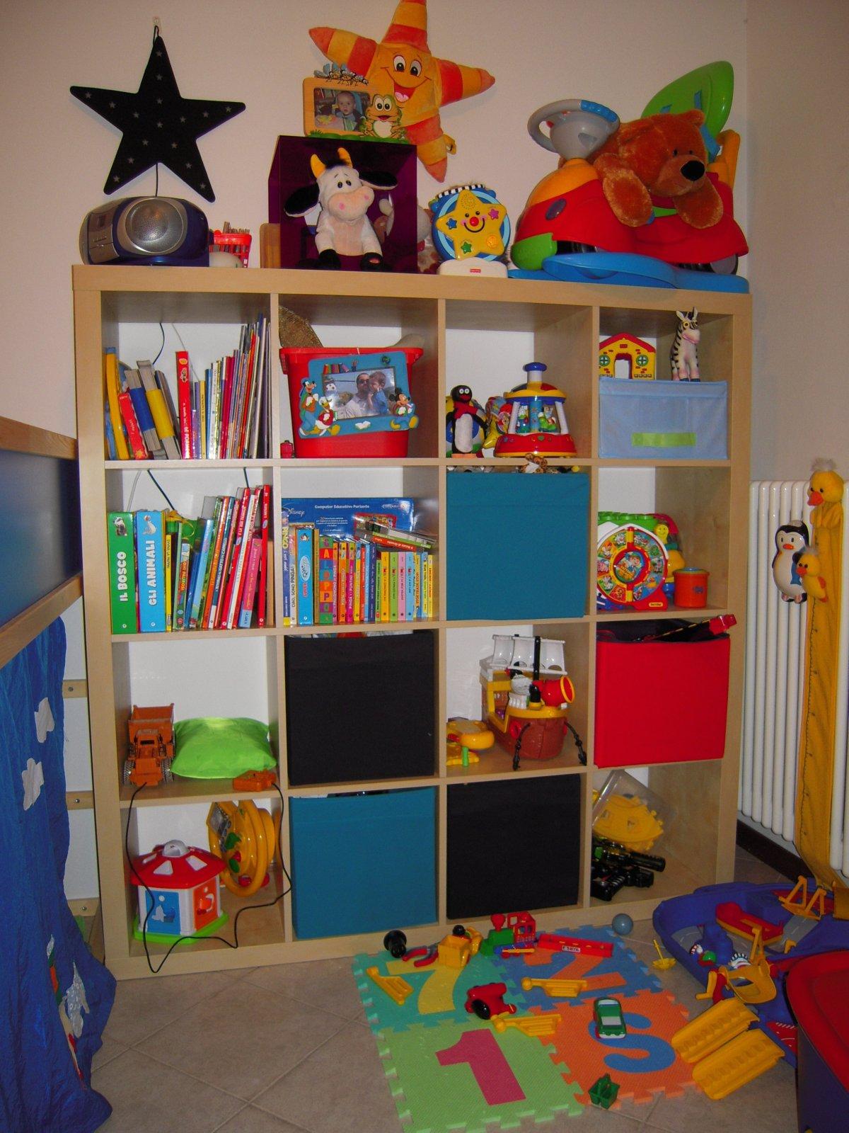 Mamma claudia e le avventure del topastro la tana del topastro - Ikea mobili camera bambini ...