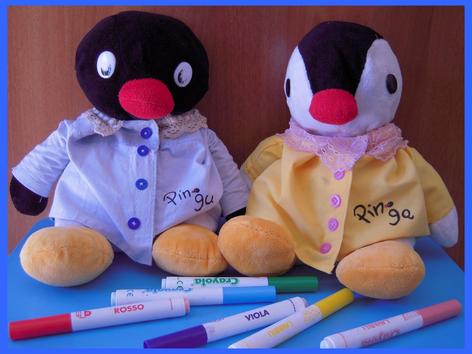 Grembiulino per Pingu