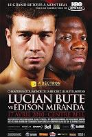 Bute vs Miranda Live Justin.tv and Radio Broadcast