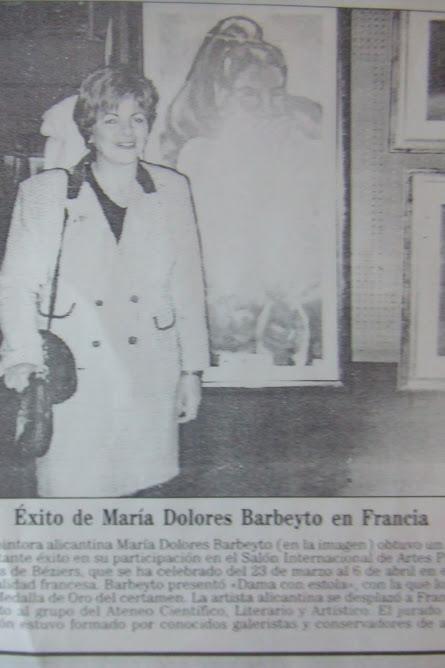 BARBEYTO EN BEZIERS-FRANCIA-DIARIO INFORMACION DE ALICANTE
