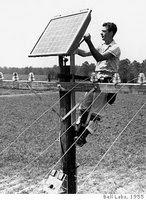Breve história da energia solar