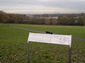 GLC plaque says views of park are protected