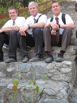 Missionary Trio