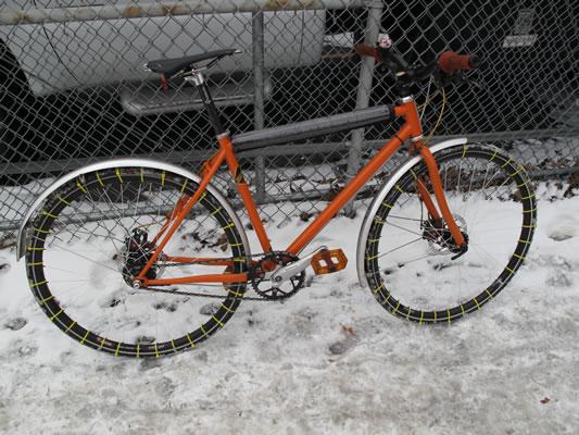 Zip Ties On Bike Tires
