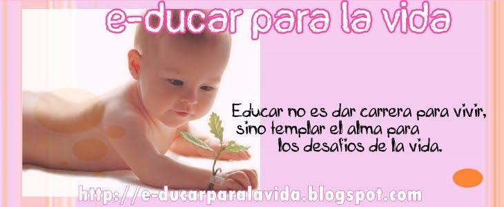 educar para la vida