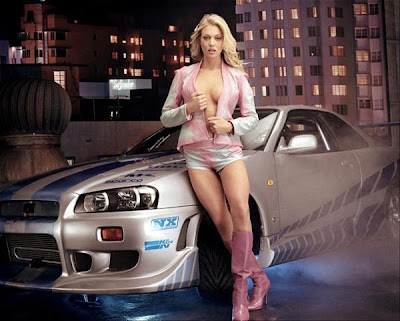 hot cars and girls wallpaper. hair Car Girl Wallpaper