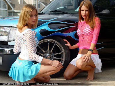 cool cars with girls. Wallpapers Cool Cars and Girls