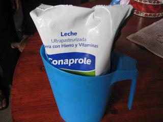 Milk in Uruguay Jarra de Leche