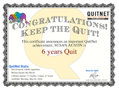 6+Year+Quit+Cert. Whos Better Than Me Today?