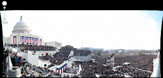 Obama Inauguration Wide Range
