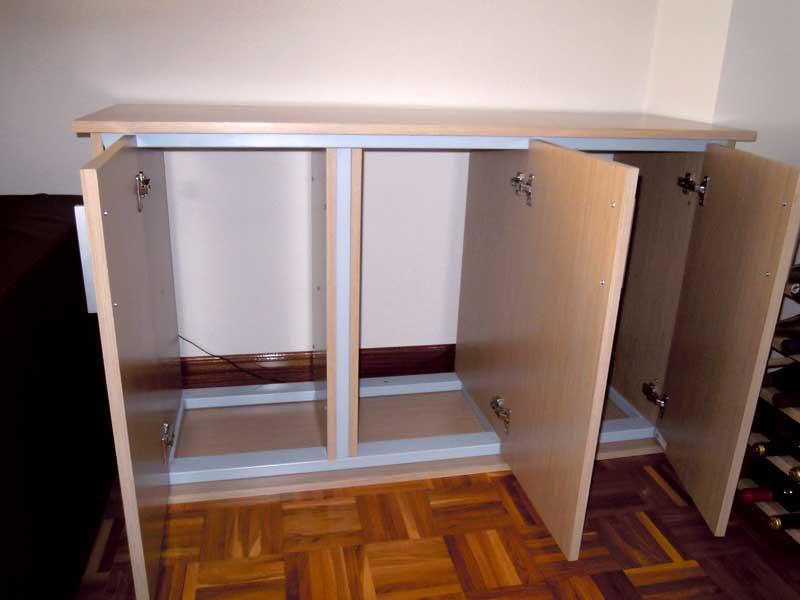 Ejdls montaje del mueble jose23 el blog de mis - Mesas con puertas ...