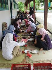 Makan Bersama anak-anak Yatim