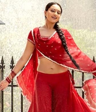 Link Wallpaper Dabangg Actress Sonakshi Sinha Hot Wallpapers