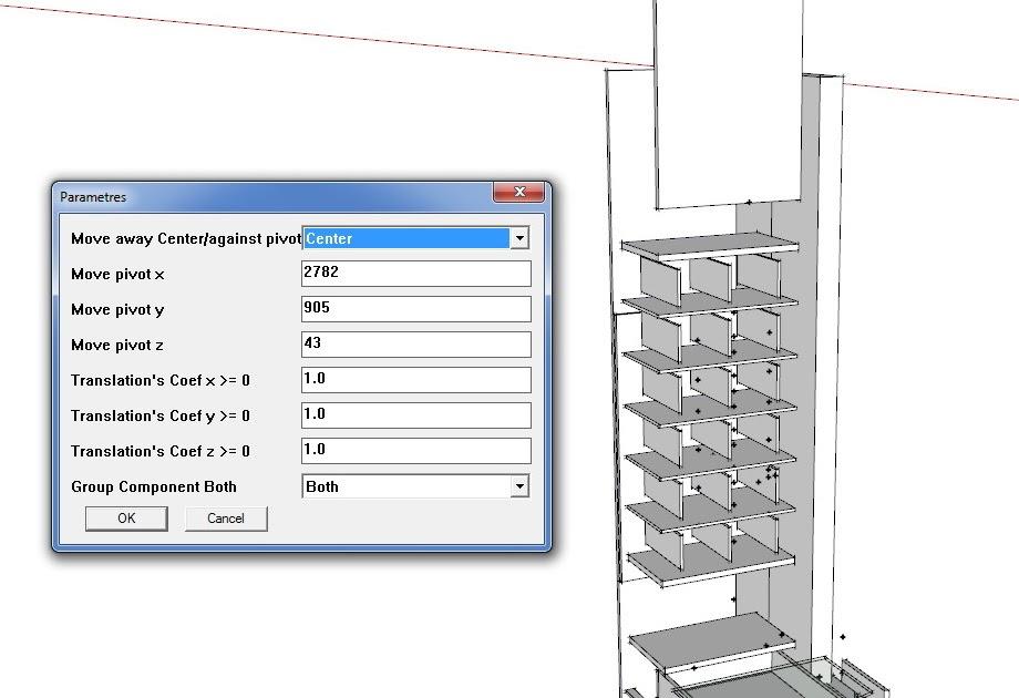Arqpadao declate deplace plugin para sketchup for Mobilia para sketchup 8