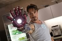 Tony Stark - Iron Man 3