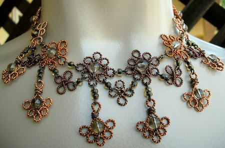 For more tutorials check out my Jewelry Making Tips