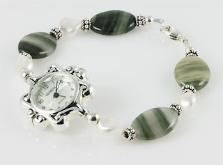 how to make watch jewelry